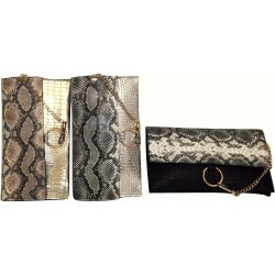 Envelope-clutch bag M-56