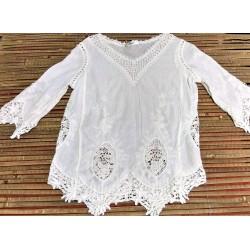 Knitwear blouse LA-57