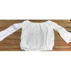 Knitwear blouse LA-68-1