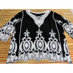 Knitwear blouse LA-87