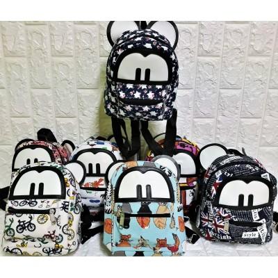 Mini backpack  M-419