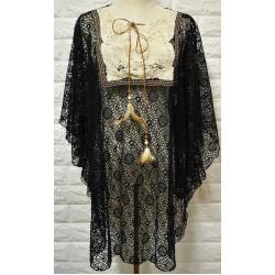 Knitwear blouse LA-405