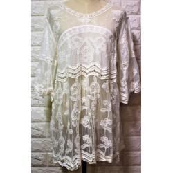 Knitwear blouse LA-413