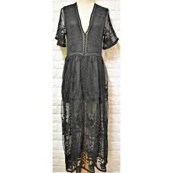 Knitwear dress LA-414