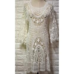 Knitwear dress LA-417