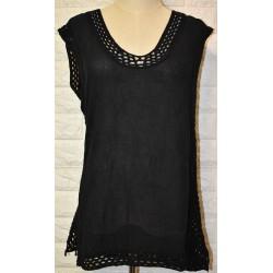Knitwear blouse LA-418