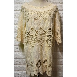 Knitwear blouse LA-419
