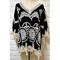 Knitwear blouse LA-420
