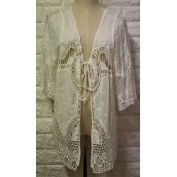 Knitwear blouse LA-422