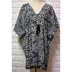 Knitwear blouse LA-432
