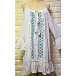 Knitwear blouse LA-455