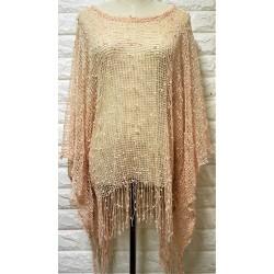 Knitwear blouse LA-456