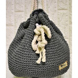 Rattan backpack P-507