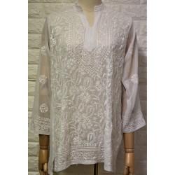 Knitwear blouse INF-12