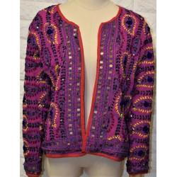 Knitwear jacket IN