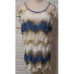 Knitwear blouse LA-704