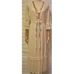 Knitwear dress LA-715
