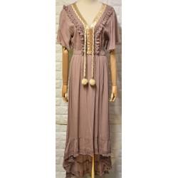 Knitwear dress LA-716