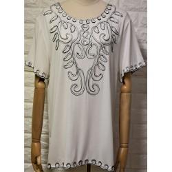 Knitwear blouse LA-717