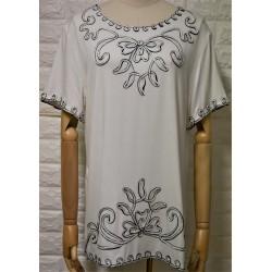 Knitwear blouse LA-718