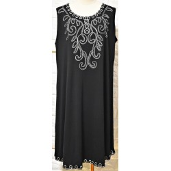Knitwear dress LA-719