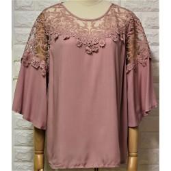 Knitwear blouse LA-721