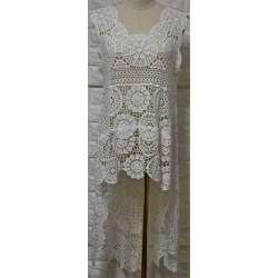 Knitwear blouse LA-727