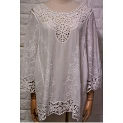 Knitwear blouse LA-706-1