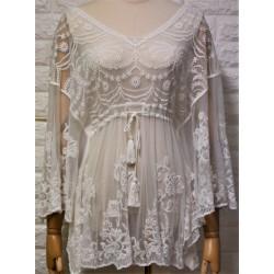 Knitwear blouse LA-729