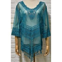 Knitwear blouse LA-730