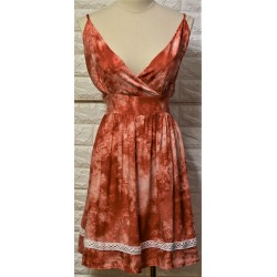 Knitwear dress LA-735