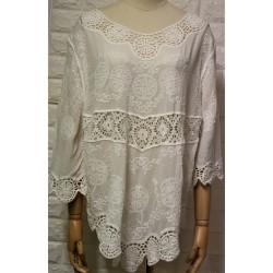 Knitwear blouse LA-740