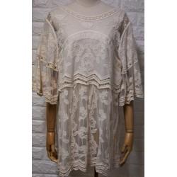 Knitwear blouse LA-741