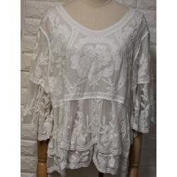 Knitwear blouse LA-742