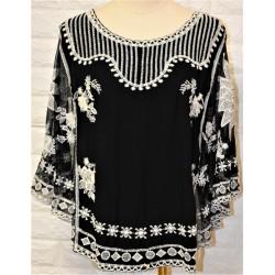 Knitwear blouse LA-745
