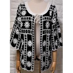 Knitwear blouse LA-746