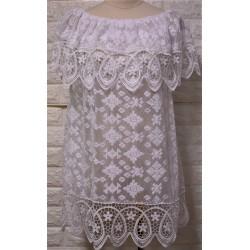 Knitwear blouse LA-747