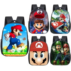 12 inch cartoon backpack