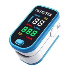 Digital Finger Pulse Oximeter OLED
