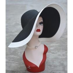 7.1''/18cm Huge Wide Brim Sun Hat