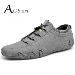 Men  Casual Genuine Leather Shoes