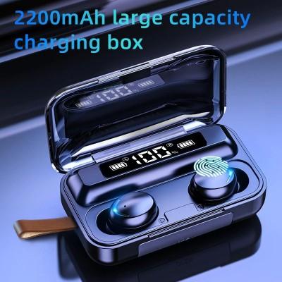 TWS Bluetooth 5.0 Earphones 2200mAh