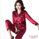 Silk Satin for Womens Pajamas