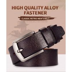 cow genuine leather luxury belts