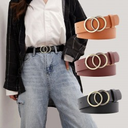 Double Ring Belts