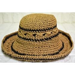 Woman straw hats P-451