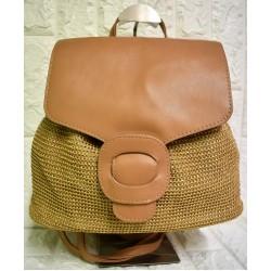 Rattan backbag M-509