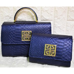 2 pieces woman handbag  M-519