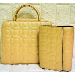 2 pieces woman handbag  M-520