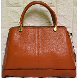 Woman leather handbag M-612